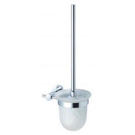 CUBE WAY WC štětka s držákem chrom (SPI37)