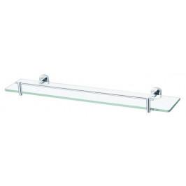 CUBE WAY skleněná polička 60 cm (SPI24)