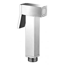 Bidetová sprcha hranatá, chrom ( BS129 )