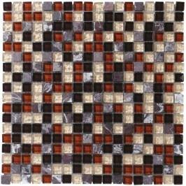CORNY MOSAIC plato 30x30, 1,5x1,5 cm ( CMB061 )