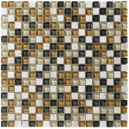 CORNY MOSAIC plato 30x30, 1,5x1,5 cm ( CMB062 )