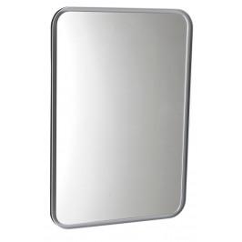 Zrcadlo s LED osvětlením FLOAT 50x70cm, bílá ( 22571 )