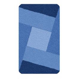 Koupelnová předložka INDIANA 60x100 cm, modrá (4064712360)