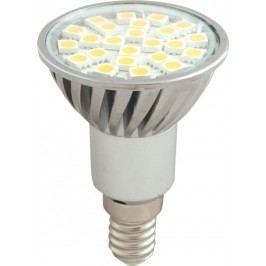 LED bodová žárovka 4,5W, E14, 230V, teplá bílá, 340lm ( LDP134 )