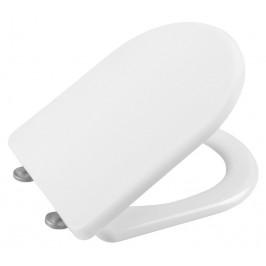LENA WC sedátko Soft Close, antibakteriální, duroplast, bílá ( 1703-113 )