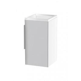 QUELLA sklenka, systém uchycení Lift -amp; Clean, chrom ( QE504 )