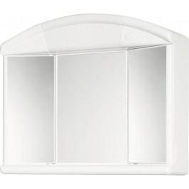 SALVA galerka 59x50x15,5cm, 1x40W, bílá plast ( 671232 )