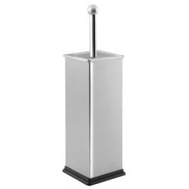 SIMPLE LINE WC štětka hranatá, leštěná nerez ( GA1210 )