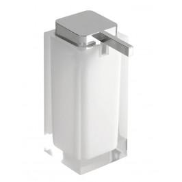 RAINBOW dávkovač mýdla na postavení, bílá ( RA8002 )