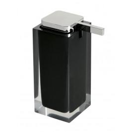 RAINBOW dávkovač mýdla na postavení, černá ( RA8014 )
