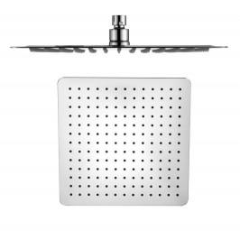 SLIM hlavová sprcha, čtverec 300x300mm, nerez ( MS563 )