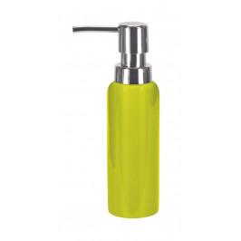PUR SHINY dávkovač mýdla, zelený (5084625854)