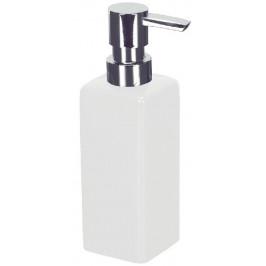 FLASH dávkovač mýdla na postavení, bílý (5045114854)