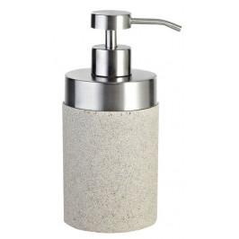STONE dávkovač mýdla na postavení, béžová ( 22010511 )