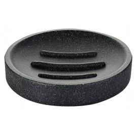 STONE  mýdlenka na postavení, černá ( 22010310 )