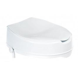 WC sedátko zvýšené 10cm, bez madel, bílé ( A0071001 )