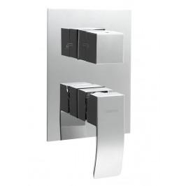 GINKO podomítková sprchová baterie, 3 výstupy, chrom ( 1101-44 )