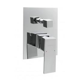 LATUS podomítková sprchová baterie, 2 výstupy, chrom ( 1102-42 )