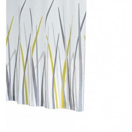 GRAS sprchový závěs 180x200cm, polyester ( 42385 )