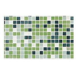 FADING OUTS GREEN Glass mosaic 2,5x2,5 section 5 (bal=2m2) ( GREEN-5 )