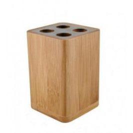 LATIA držák kartáčků bamboo (LAT11)