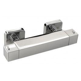UNA nástěnná sprchová termostatická baterie, chrom ( UN57155 )
