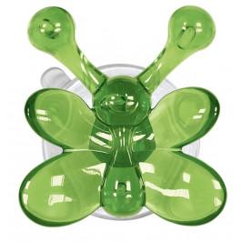 CRAZY HOOKS motýl háček, zelený (5068657887)