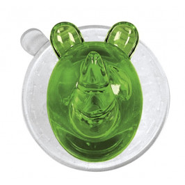 CRAZY HOOKS nosorožec háček, zelený (5070657887)