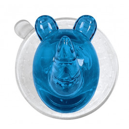 CRAZY HOOKS nosorožec háček, modrý (5070766887)