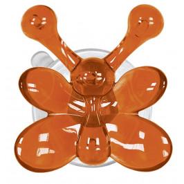 CRAZY HOOKS motýl háček, oranžový (5068488887)