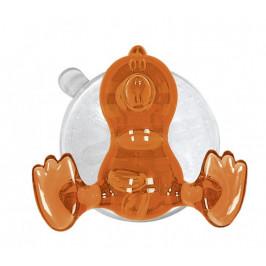 CRAZY HOOKS kuřátko háček, oranžový (5069488887)