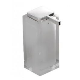 RAINBOW dávkovač mýdla na postavení, stříbrný ( RA8073 )