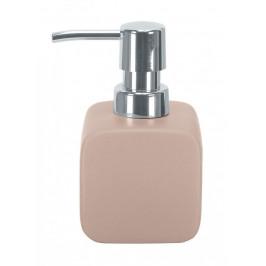 Dávkovač mýdla CUBIC růžový (5066413854)