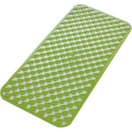 GEO podložka do vany 36x71cm s protiskluzem, kaučuk, zelená ( 97367104 )
