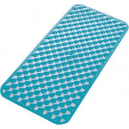 GEO podložka do vany 36x71cm s protiskluzem, kaučuk, modrá ( 97367111 )