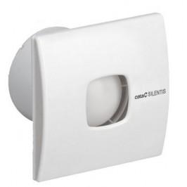 SILENTIS 15 T koupelnový ventilátor axiální s časovačem, 25W, potrubí 150mm,bílá (01091000)