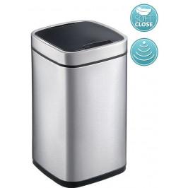 Odpadkový senzorový koš PERFECT 12l, Soft Close, nerez ( DR812 )