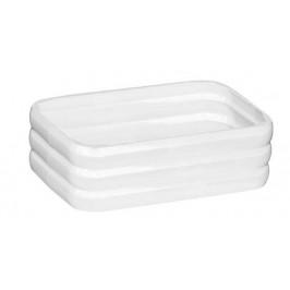 GLADY mýdlenka na postavení, bílá (GL1102)