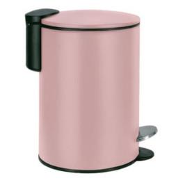 SILENCE koupelnový koš softclose 3l, růžový (8419407858)