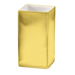 GLAMOUR kelímek, zlatý (5065125852)