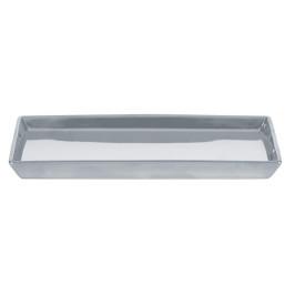 GLAMOUR miska, stříbrná (5065124885)