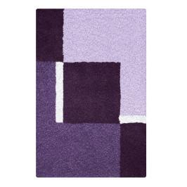DAKOTA koupelnová předložka 60x90cm, fialová (4598858519)