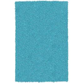 ZAGREB koupelnová předložka 55x85cm, modrá (5529791270)