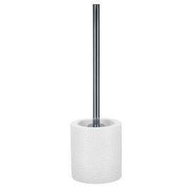 MONROE WC štětka na postavení, bílá (5810114856)