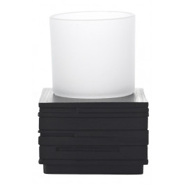 SALEA sklenička, černá (SAL27)