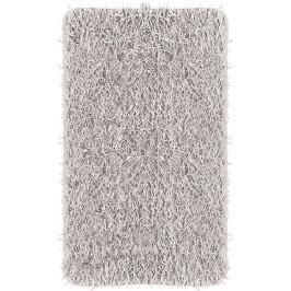RIVA koupelnová předložka 60x100cm, stříbrnošedá (5471146360)