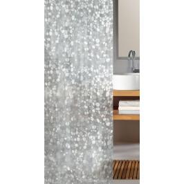CRISTAL sprchový závěs 180x200cm, PVC clear (5174116305)