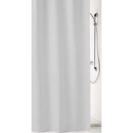 KITO sprchový závěs 180x200cm, polyester modrý (4937733305)