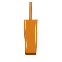 EASY WC štětka na postavení, oranžová (5061488856)