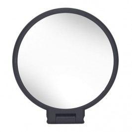 MULTI MIRROR kosmetické zrcátko 13,8cm, černé (5840926886)